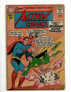 Action Comics # 274 VG DC Comic Book Superman Batman Green Lantern Flash KD1