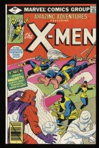 Amazing Adventures (1979) #1 VF+ 8.5 X-Men!