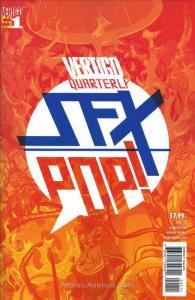 Vertigo Quarterly SFX #1 VF/NM; DC/Vertigo | save on shipping - details inside