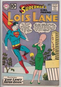 Lois Lane, Superman's Girlfriend  #27 (Aug-61) VF/NM High-Grade Superman, Loi...