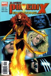 X-Men: Phoenix - Endsong #2, NM + (Stock photo)