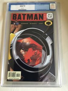 BATMAN #594 CGC 9.8 Ed Brubaker, DC Comics 2001