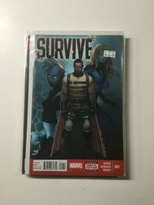 Survive #1 (2014) HPA
