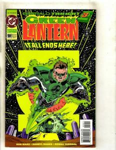 Green Lantern # 50 NM DC Comic Book Hal Jordan Sinestro Emerald Twilight J383