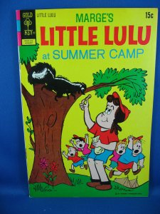 MARGES LITTLE LULU 206 VF NM 1972