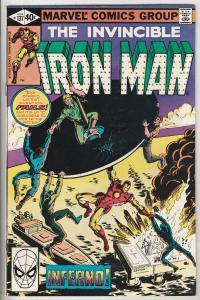 Iron Man #137 (Jul-80) NM/NM- High-Grade Iron Man