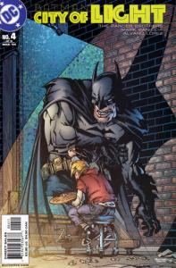 Batman: City of Light #4 VF/NM; DC | save on shipping - details inside
