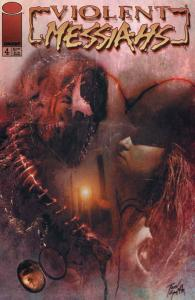 Violent Messiahs (2nd Series) #4 VF/NM; Image | save on shipping - details insid