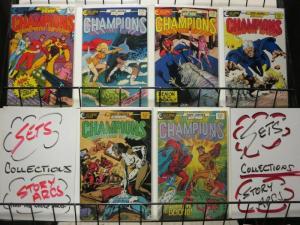 CHAMPIONS (1986 EC) 1-6 Classic RPG Adaptation!
