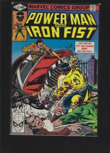 Power Man and Iron Fist #62 (1980)