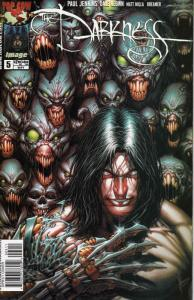 Darkness, The (Vol. 2) #5 VF/NM; Image   save on shipping - details inside