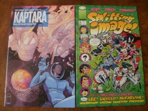 Kaptara #1 & Splitting Image #1 (image) 2015 1993