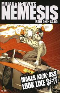 Nemesis (Millar And McNiven's…) #1 VF/NM; Icon   save on shipping - details insi
