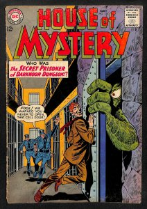 House of Mystery #134 (1963)