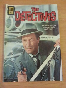 The Detectives #1240 ~ VERY GOOD - FINE FN ~ 1962 Dell COMICS