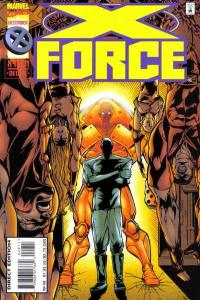 X-Force (1991 series) #49, VF+ (Stock photo)