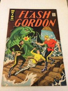 Flash Gordon 6 Vf Very Fine 8.0 King Comics