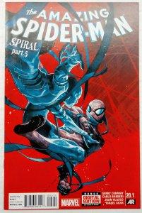 Amazing Spider-Man #20.1 (NM, 2015)