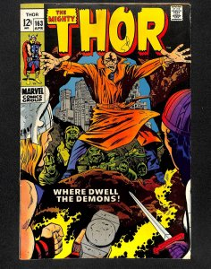 Thor #163 (1969)