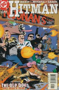 Hitman #49 FN; DC | save on shipping - details inside