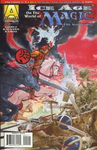 Ice Age on the World of Magic: The Gathering #2 VF/NM; Armada | save on shipping