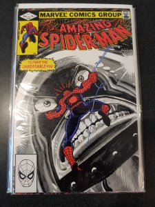 THE AMAZING SPIDER-MAN #230 Vs THE JUGGERNAUT! HIGH GRADE NM