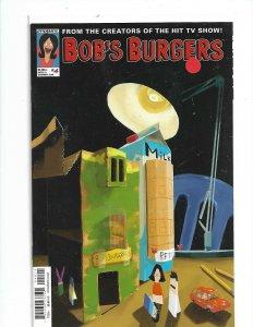 Bob's Burgers #4 Dynamite Comics NM   nw123b