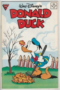 Donald Duck #277 (Jan-90) NM- High-Grade Donald Duck