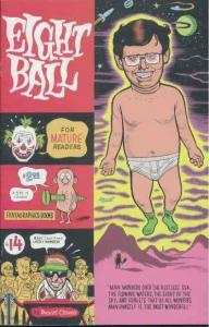Eightball #14 VF/NM; Fantagraphics   save on shipping - details inside