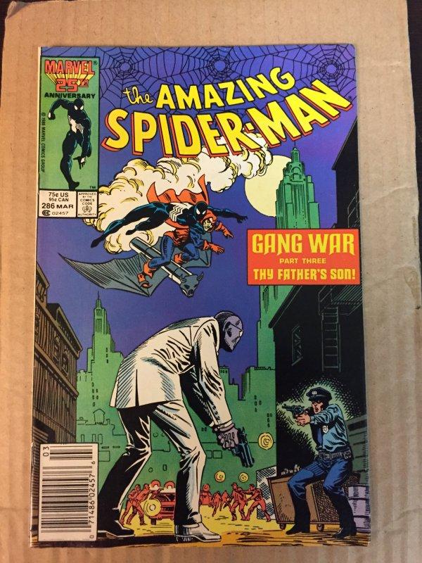 The Amazing Spider-Man #286