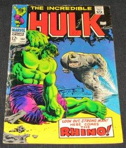 Incredible Hulk #104 (1968)