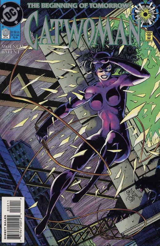 Catwoman (2nd series) #0 VF/NM; DC | save on shipping - details inside