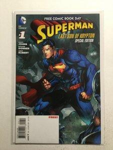 Superman Last Son Of Krypton Special Edition 1 Near Mint Nm Dc Comics