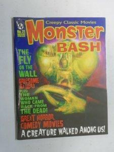 Monster Bash Magazine #21 6.0 FN (2014 Monster Bash)