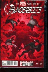 Thunderbolts (DE) #4 (2013)