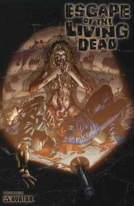 Escape of the Living Dead #1E VF/NM; Avatar | save on shipping - details inside