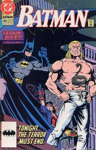 Batman (1940 series) #469, VF (Stock photo)