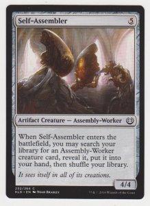 Magic the Gathering: Kaladesh - Self-Assembler