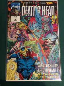 Death's Head II #4