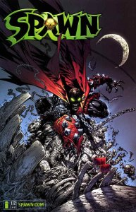 Spawn #112 FN; Image | save on shipping - details inside