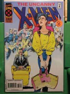 The Uncanny X-Men #318