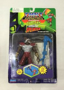 1994 TMNT Ninja Turtles SUPERMUTANT SPLINTER