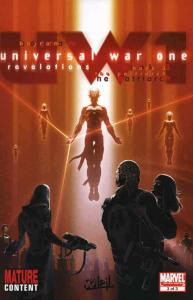 Universal War One: Revelations #3 FN; Marvel | save on shipping - details inside