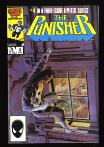 Punisher (1986) #4 NM- 9.2