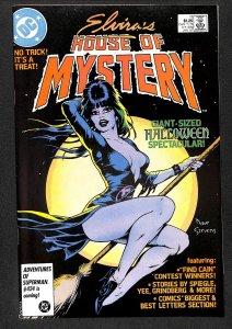 Elvira's House of Mystery #11 (1987)
