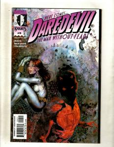 Lot of 10 Daredevil The Man Without Fear Comics 9 10 11 12 13 14 15 16 17 18 HY2