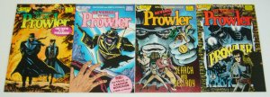 Revenge of the Prowler #1-4 VF/NM complete series w/flexidisc - tim truman pulp
