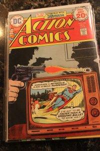 Action Comics #442 (DC, 1974) Condition: VF