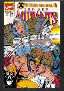 The New Mutants #97 (1991)