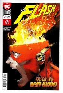 Flash #55 Rebirth Main Cvr (DC, 2018) NM